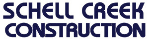 Schell Creek Construction Logo
